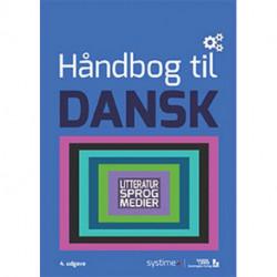 Håndbog til dansk: Litteratur, sprog, medier