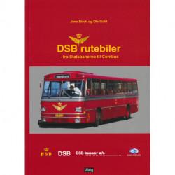 DSB rutebiler - fra Statsbanerne til Combus