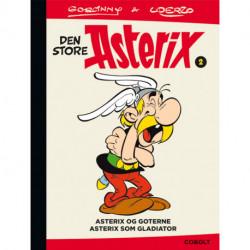 Den store Asterix 2: Asterix og goterne / Asterix som gladiator