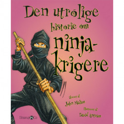 Den utrolige historie om ninjakrigere