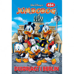 Jumbobog 484: Dusørjagt i Berlin