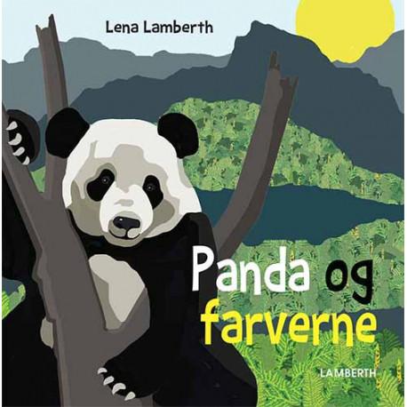 Panda og farverne