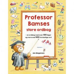 Professor Bamses store ordbog: en ordbog med over 100 låger og mere end 400 forskellige ord