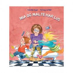 Mia og Malte har lus