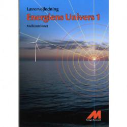 Energiens Univers 1 -  Lærervejledning: Mellemtrin Natur/Teknologi med matematik