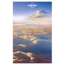 Rejsen til Japan (Lonely Planet): 9788771483802