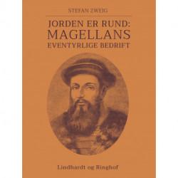 Jorden er rund: Magellans eventyrlige bedrift