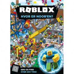 Roblox - Hvor er noob'en? - Søg og find over 200 ting! (officiel)