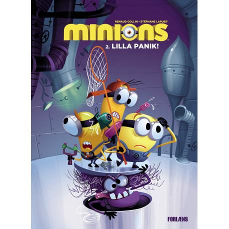 Minions 2: Lilla panik