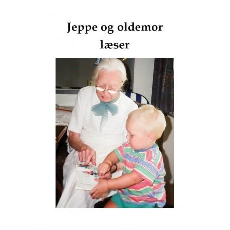 Jeppe og oldemor læser