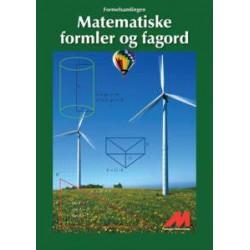Matematiske formler og fagord: formelsamlingen - til matematik i (6.) og 7.-10. klasse og folkeskolens prøver i matematik
