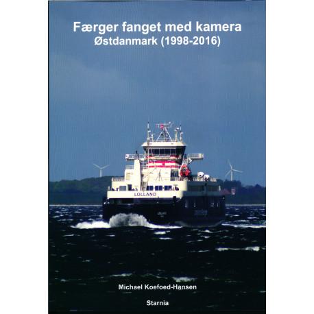 Færger fanget med kamera - Østdanmark (1998-2016)
