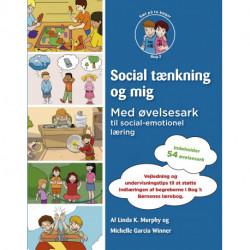 Social tænkning og mig 2: Læreres bog med øvelsesark