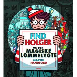 Find Holger - og den magiske lommelygte