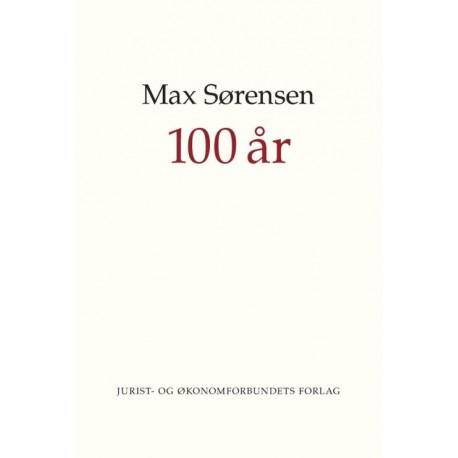 Max Sørensen 100 år