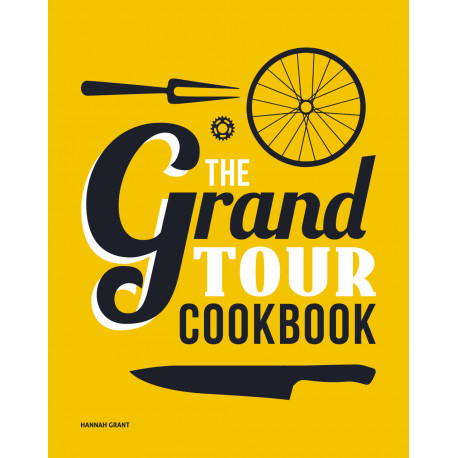 The Grand Tour Cookbook Dansk (Softcover)