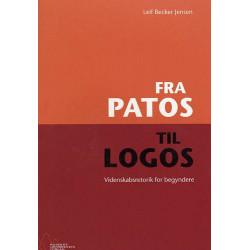 Fra Patos til logos: Videnskabsretorik for begyndere