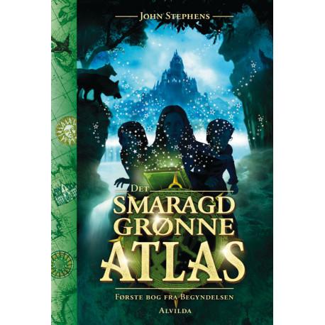 Det smaragdgrønne atlas - Første bog fra Begyndelsen
