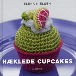 Hæklede cupcakes