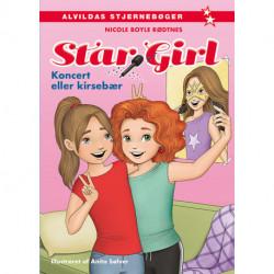 Star Girl 1: Koncert eller kirsebær