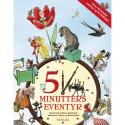 5 minutters eventyr (over 30 kendte eventyr og fortællinger)