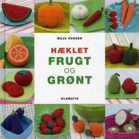 Hæklet frugt og grønt