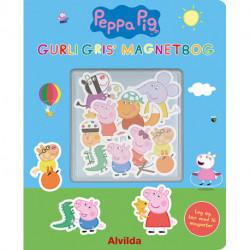 Peppa Pig - Gurli Gris' magnetbog