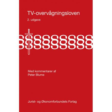 TV-overvågningsloven: Med kommentarer