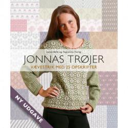 Jonnas trøjer: Vævestrik med 25 opskrifter