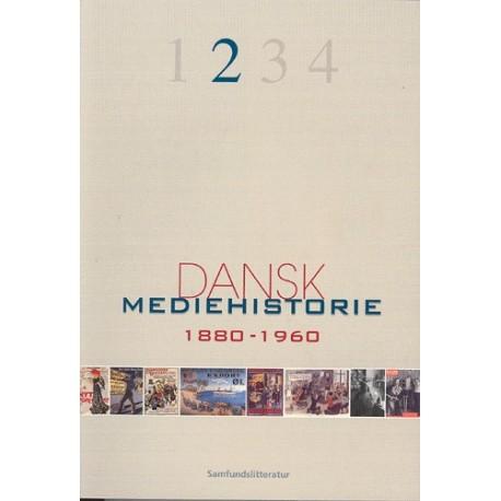 Dansk mediehistorie - 1880-1920 og 1920-1960 (Bind 2)