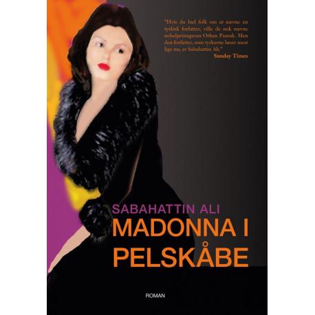 Madonna i pelskåbe