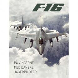 F-16: På vingerne med danske jagerpiloter