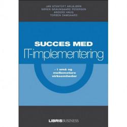 Succes med it-implementering i små og mellemstore virksomheder