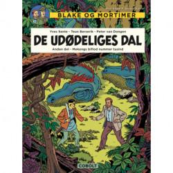 Blake og Mortimer: De Udødeliges Dal, anden del: Mekongs biflod nummer tusind