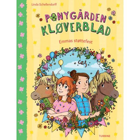 Ponygården Kløverblad - Emmas støttefest