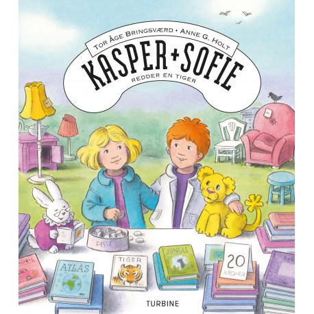 Kasper og Sofie redder en tiger