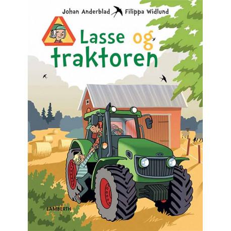 Lasse og traktoren