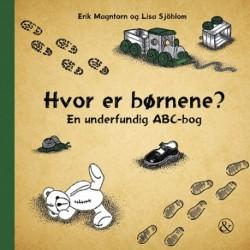 Hvor er børnene: en underfundig ABC-bog
