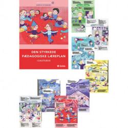 Den styrkede pædagogiske læreplan i dagtilbud: Hæfte og 8 stk. A3 plakater
