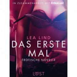 Das erste Mal: Erotische Novelle