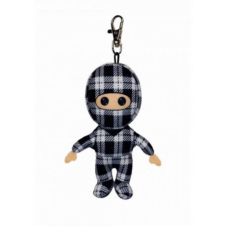Ternet ninja nøglering 10 cm
