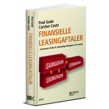 Finansielle leasingaftaler: Kommentar til ABL 95, Almindelige Betingelser for Finansielle Leasingaftaler