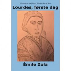 Lourdes, første dag