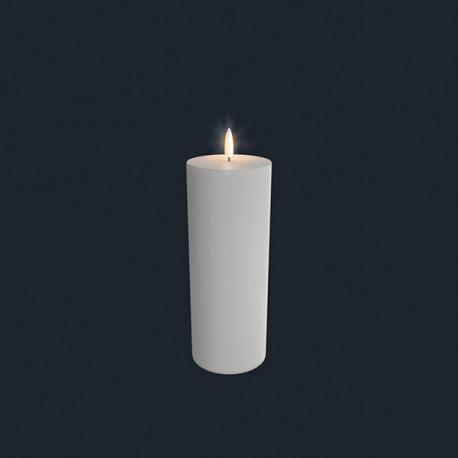 Bloklys (Nordic White - 7,8 x 23,1 CM)