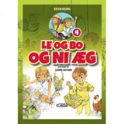 Le og Bo og ni æg: Le og Bo 4