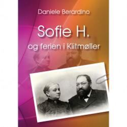 Sofie H. og ferien i Klitmøller