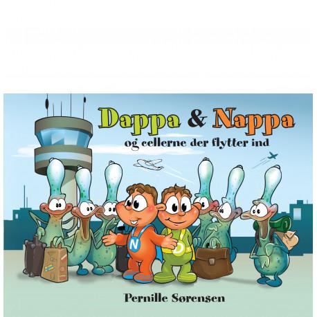 Dappa & Nappa og cellerne der flytter ind