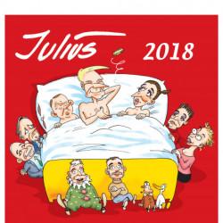 Julius Tegninger: 2018
