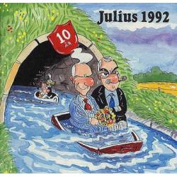 Julius tegninger: Julius tegninger 1992, 14. årgang