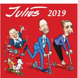 Julius Tegninger: 2019